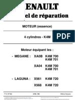 Moteur Renault K4M