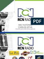 RCN La Radio Debilidad - Estrategia