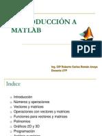 Matlab Roman