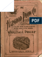 Hapgood Catalog, 1902