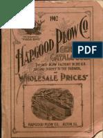 Hapgood Catalog, 1902