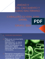 Unidad v Microbiologia