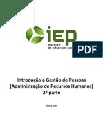 Apostila IEP