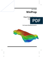 Manual WinProp