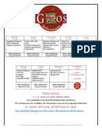 GIOS Weekly Specials Part1