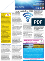 Business Events News for Wed 07 Nov 2012 - Free Wi-Fi or not, AIME, Mantra on Kent, BestCities and much more