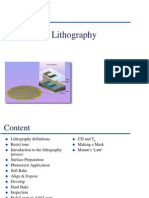 Lithography Ia