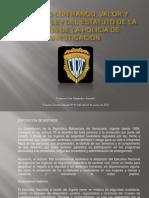 DECRETO CON RANGO, VALOR Y FUERZA DE LEY DEL ESTATUTO DE LA FUNCIÓN DE LA POLICÍA DE INVESTIGACIÓN