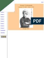 Complete Works of Swami Vivekananda