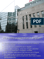 About Trading Forex