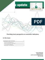 Economic Update | Kitchener-Cambridge-Waterloo, November 2012