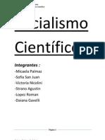 Socialismo Cientifico