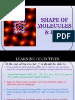 17_unit 1.7 Shape of Molecules