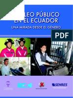 Empleo Publico en Ecuador
