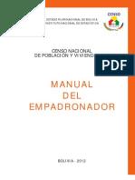 Manual Em Padrona Dor