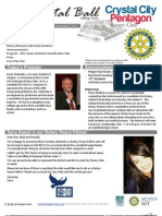 November 7, 2012 Weekly Bulletin - Crystal City-Pentagon Rotary Club