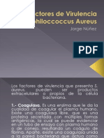 Factores de Virulencia
