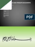 Jenis Isolasi Dan Pengaplikasiannya (JTE-FTUB)