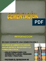 Curso de Cementación