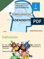 adenoiditis AyG
