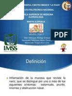 Rinitis Alérgica 7CM71 MODIFICADA