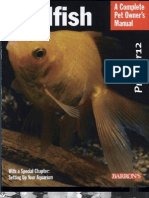 Goldfish Everything About Aquariums, Varieties, Care, Nutrition, Diseases - Barron's