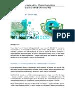 Aspectos legales y éticos del comercio electrónico
