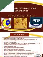 Ingenieria Industrial y Sus Dimensiones