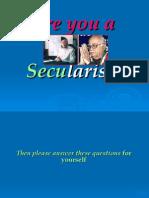 Pseudo Secularism