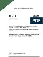 T-REC-G.803-200003-I!!PDF-E