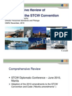 Comprehensive Review of STCW-Slide Presentation-English
