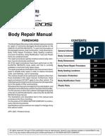 Year2008 i30 Body Reapir Manual