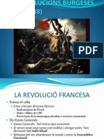 Tema 2 Les Revolucions Burgeses
