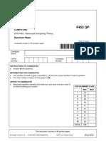 Ocr 7805 Sam Gce Unit f453