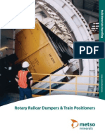 Rotary Rail Car Dumpers & Positioners