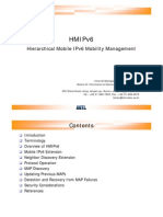 1. Hierarchical Mobile IPv6 Mobility Management Review Challenge and Perspective