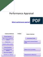 performance apprailsal