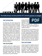 The Kelly Group recruits premier ICT services partner in Integr8