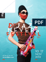 Brochure D Jazz Nevers Festival 2012 Web