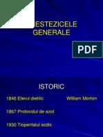 Anestezicele Generale Nic