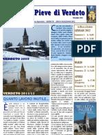 Giornalino di Verdeto - Dicembre 2011