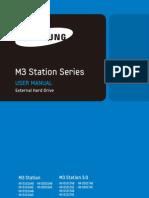 M3 Station Series User Manual en Rev00 110421