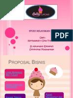 Studi Kelayakan Bisnis Cupcake
