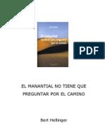 29130996 Hellinger Bert El Manantial No Tiene Que Preguntar Por El Camino
