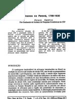 58191438 Horacio Gutierrez Crioulos e Africanos No Parana 1798 1830
