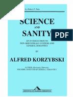 Alfred korzybski dating