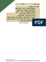 Catequese Das Profundezas Clamo a Ti Salmo 129
