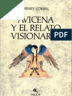 Avicena y El Relato Visionario