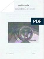 Artificial Intelligence and the the New Poetics_Creative Alternative Literature - Output 1