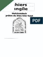 Melchis%c3%a9dech Traditions %c3%a9sot%c3%a9risques-Le Roi-le Pr%c3%Aatre-le Centre